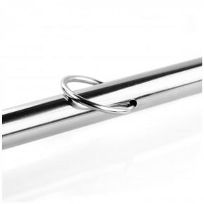 TOP HANDGEFERTIGTE SPREIZSTANGEN 60 cm breit mit 4 Kontaktösen für Handfesseln oder Fussfesseln